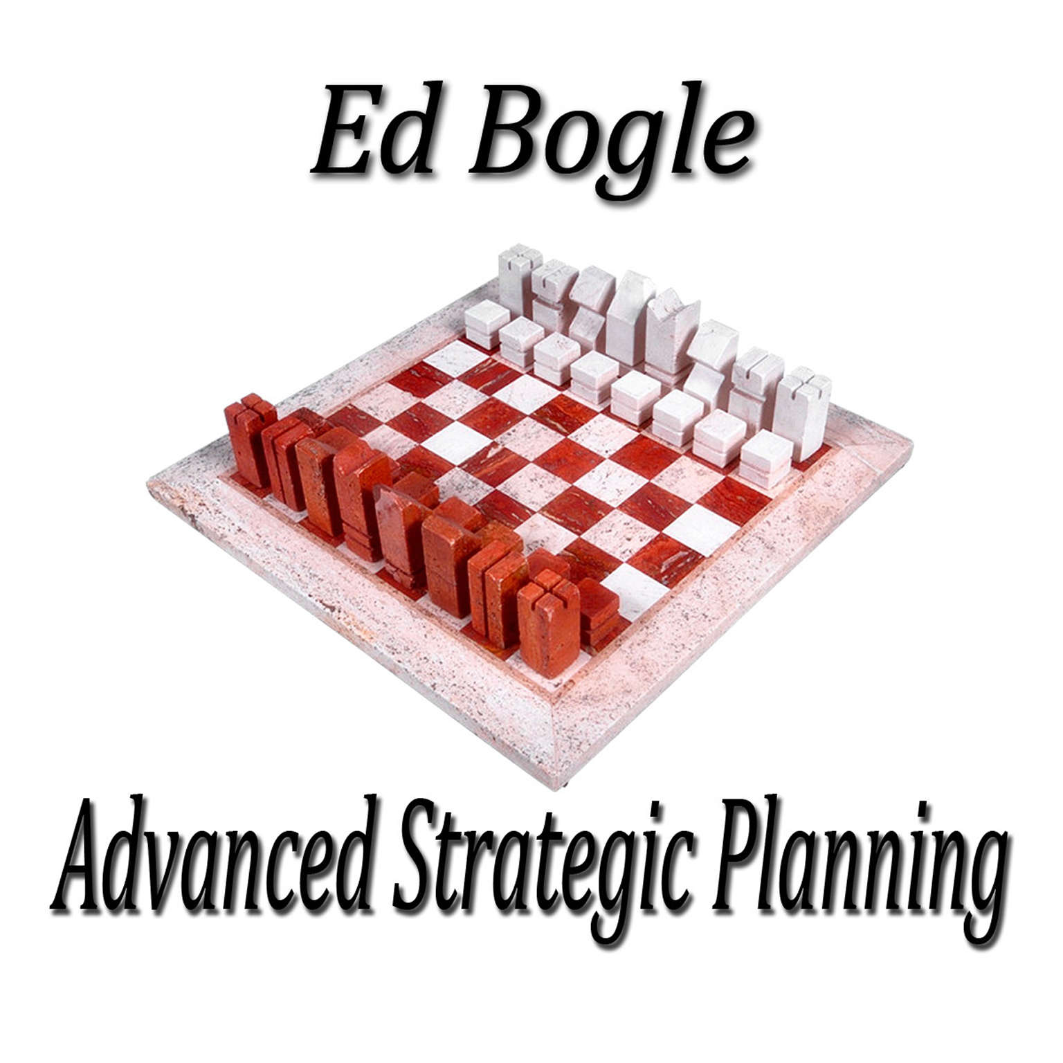 Printable Advanced Strategic Planning Audiobook Cover Art