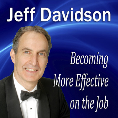 Becoming More Effective on the Job Audiobook, by