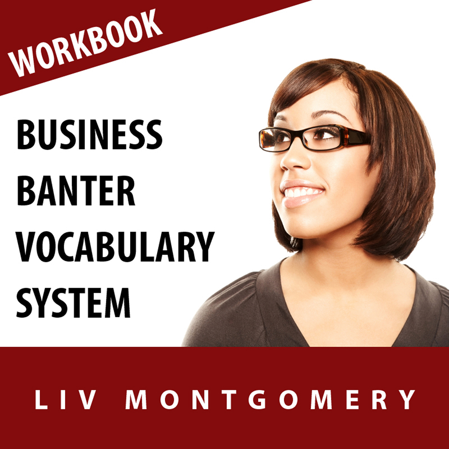 Printable Business Banter Vocabulary System: Speed Learning Now Vocabulary Builder Audiobook Cover Art