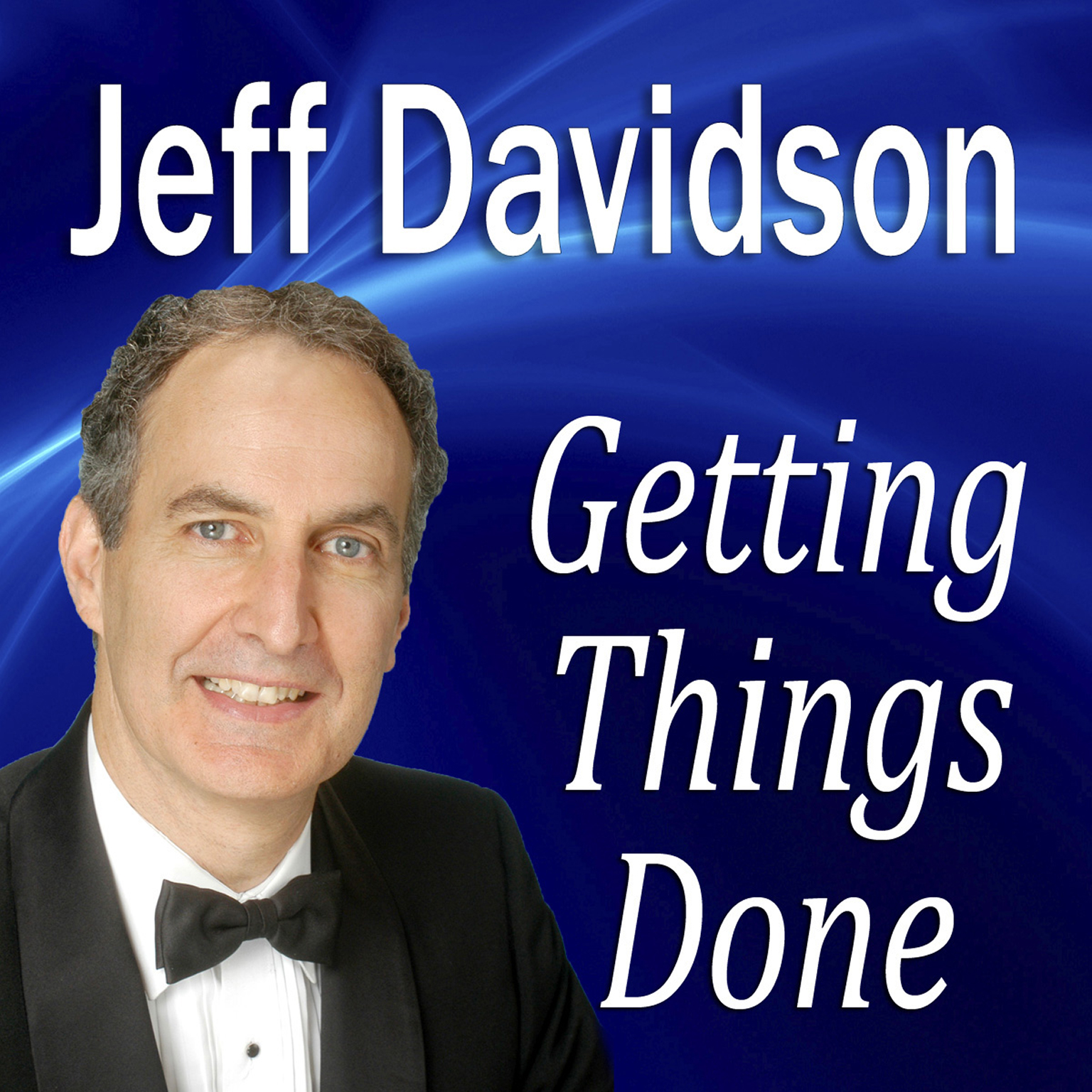 Printable Getting Things Done Audiobook Cover Art