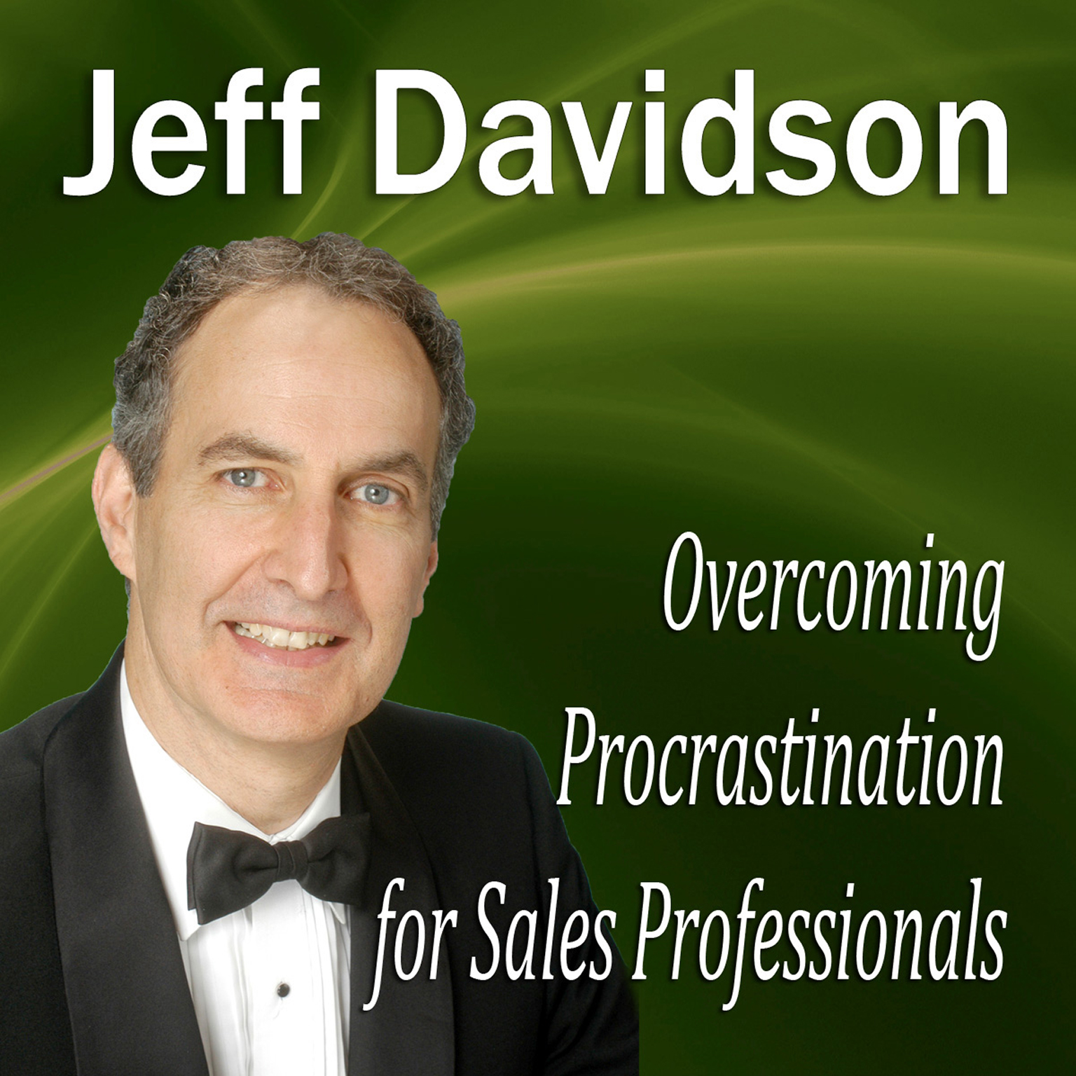 Printable Overcoming Procrastination for Sales Professionals Audiobook Cover Art