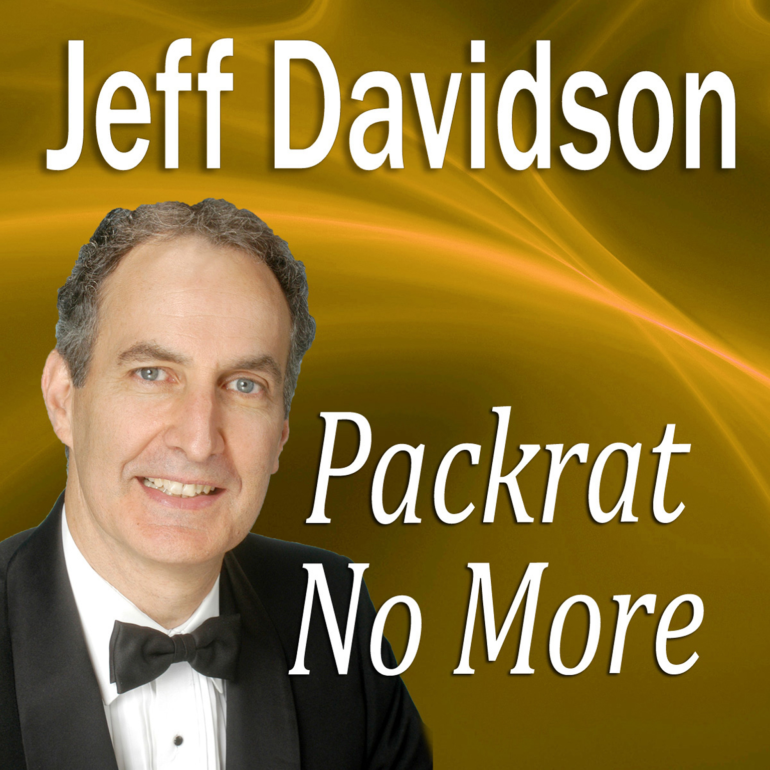 Printable Packrat No More Audiobook Cover Art