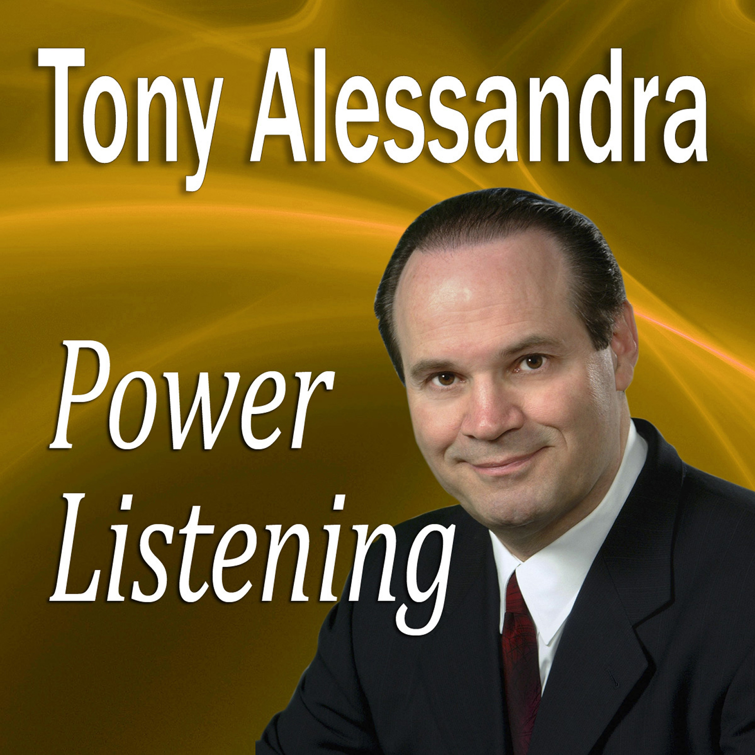 Printable Power Listening Audiobook Cover Art