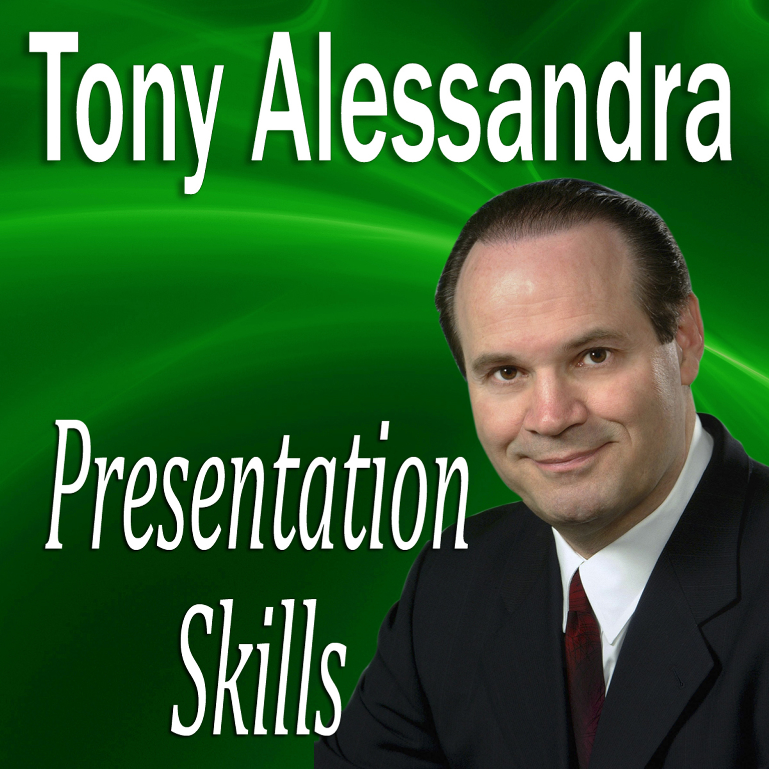 Printable Presentation Skills Audiobook Cover Art