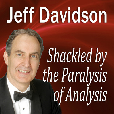 Shackled by the Paralysis of Analysis Audiobook, by Made for Success