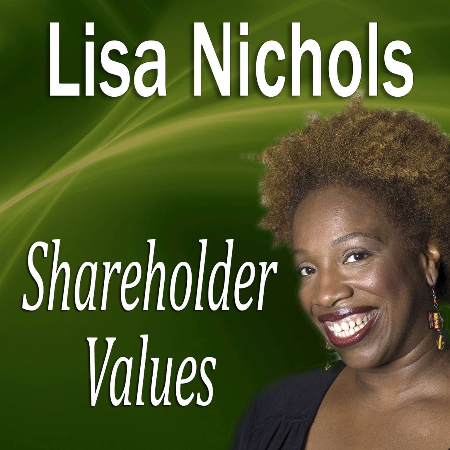 Printable Shareholder Values Audiobook Cover Art