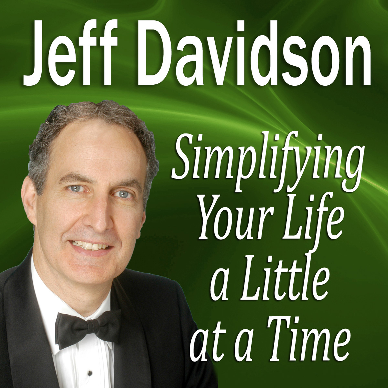 Printable Simplifying Your Life a Little at a Time Audiobook Cover Art