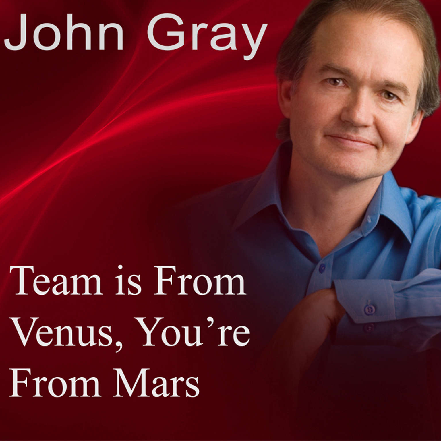 Printable Team Is from Venus, You're from Mars Audiobook Cover Art