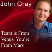 Team Is from Venus, You're from Mars Audiobook, by Made for Success