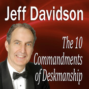 The 10 Commandments of Deskmanship Audiobook, by Made for Success