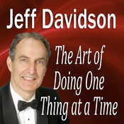 The Art of Doing One Thing at a Time Audiobook, by Made for Success
