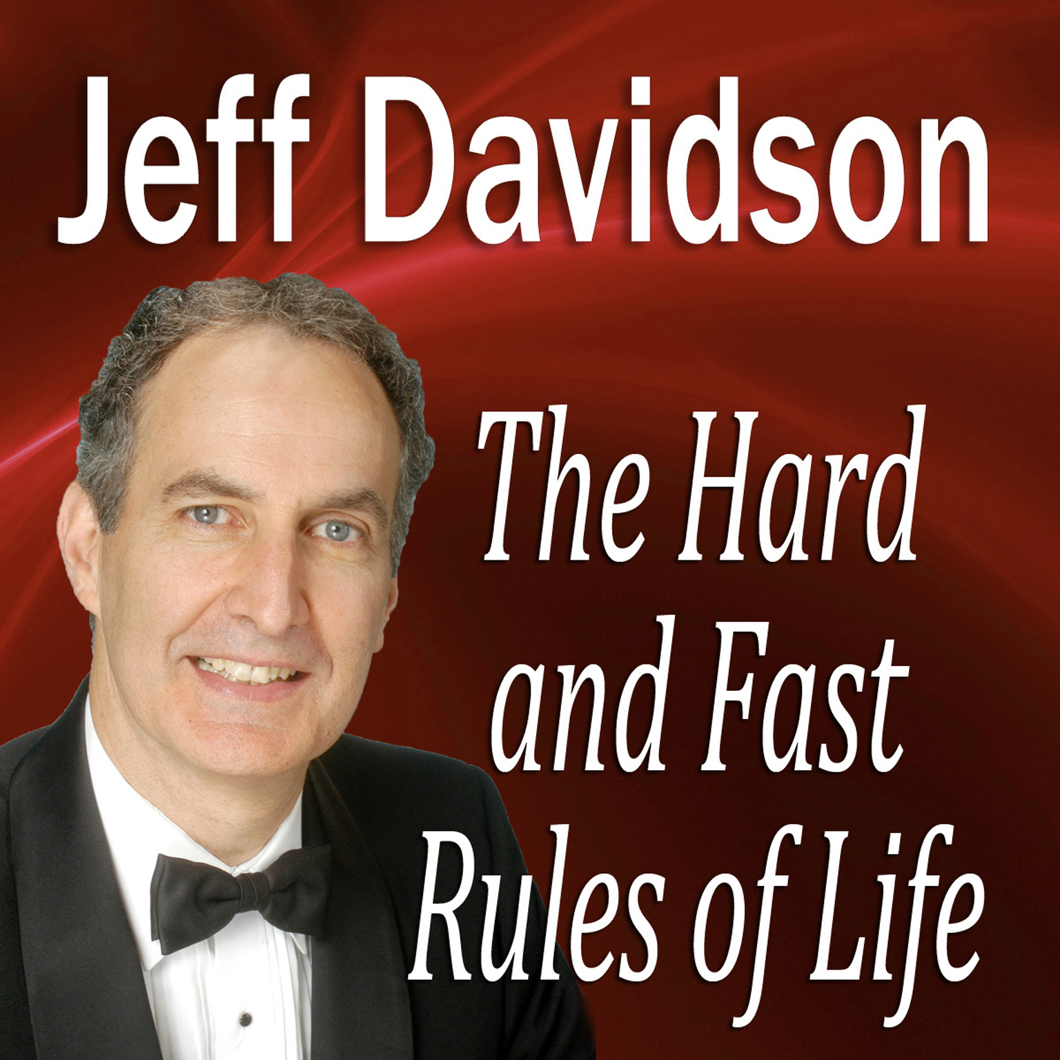 Printable The Hard and Fast Rules of Life Audiobook Cover Art