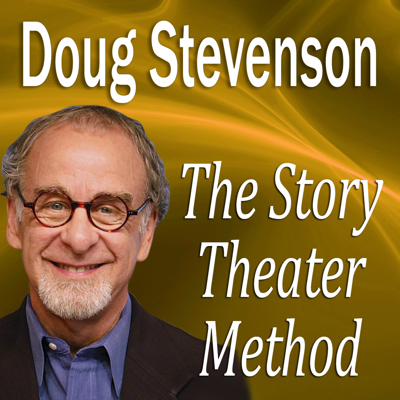 Printable The Story Theater Method Audiobook Cover Art