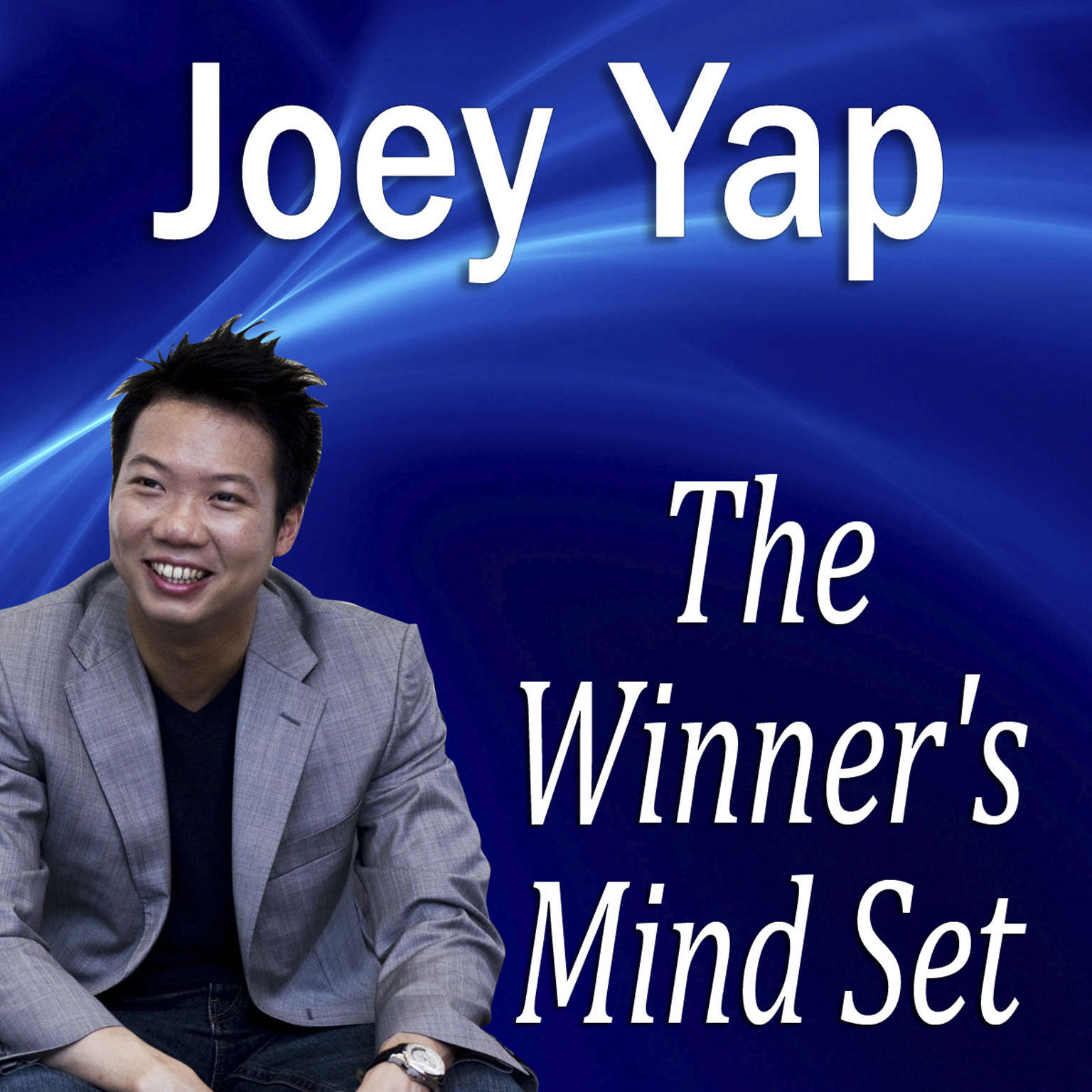 Printable The Winner's Mind Set Audiobook Cover Art