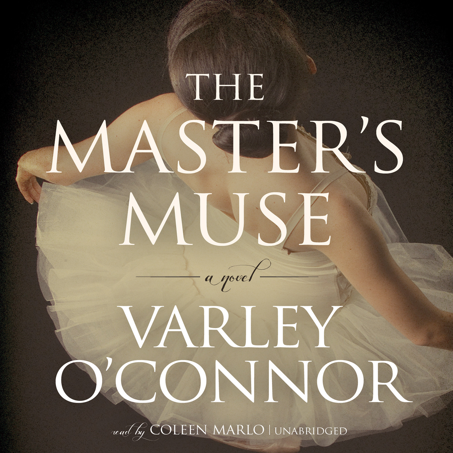 Printable The Master's Muse: A Novel Audiobook Cover Art
