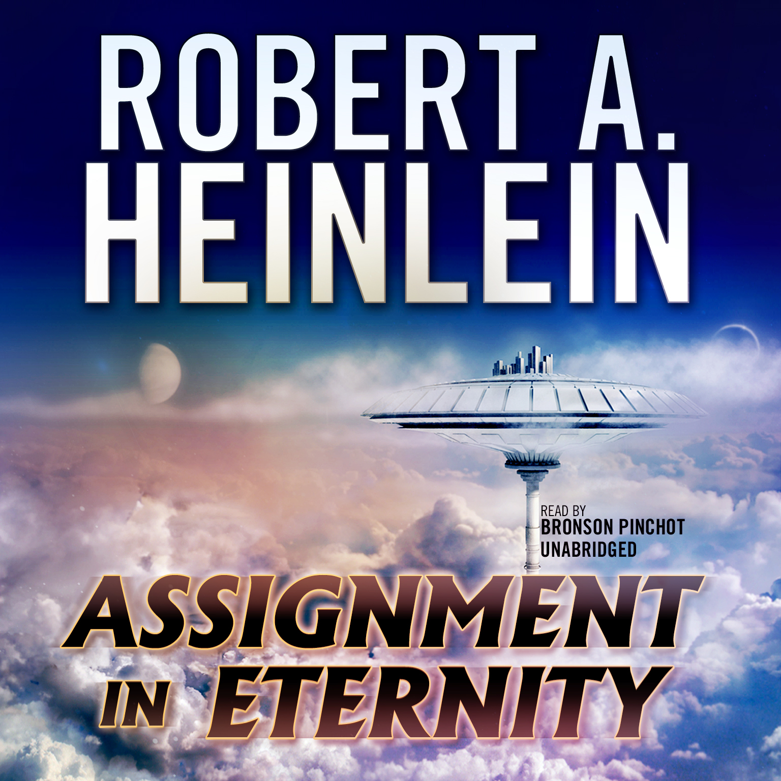 Printable Assignment in Eternity Audiobook Cover Art