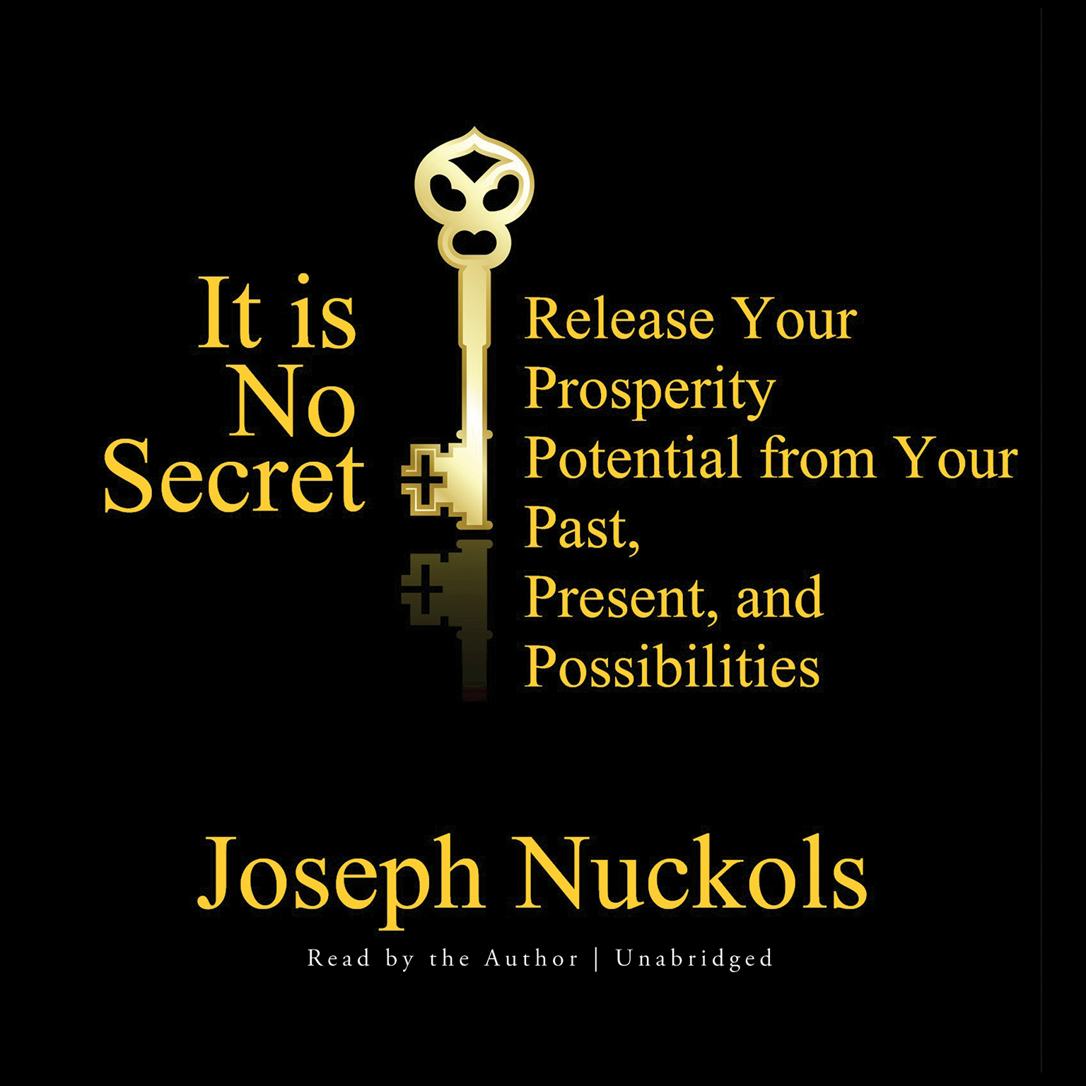 Printable It Is No Secret: Release Your Prosperity Potential from Your Past, Present, and Possibilities Audiobook Cover Art