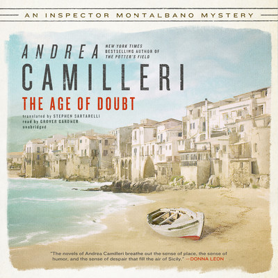 The Age of Doubt Audiobook, by Andrea Camilleri
