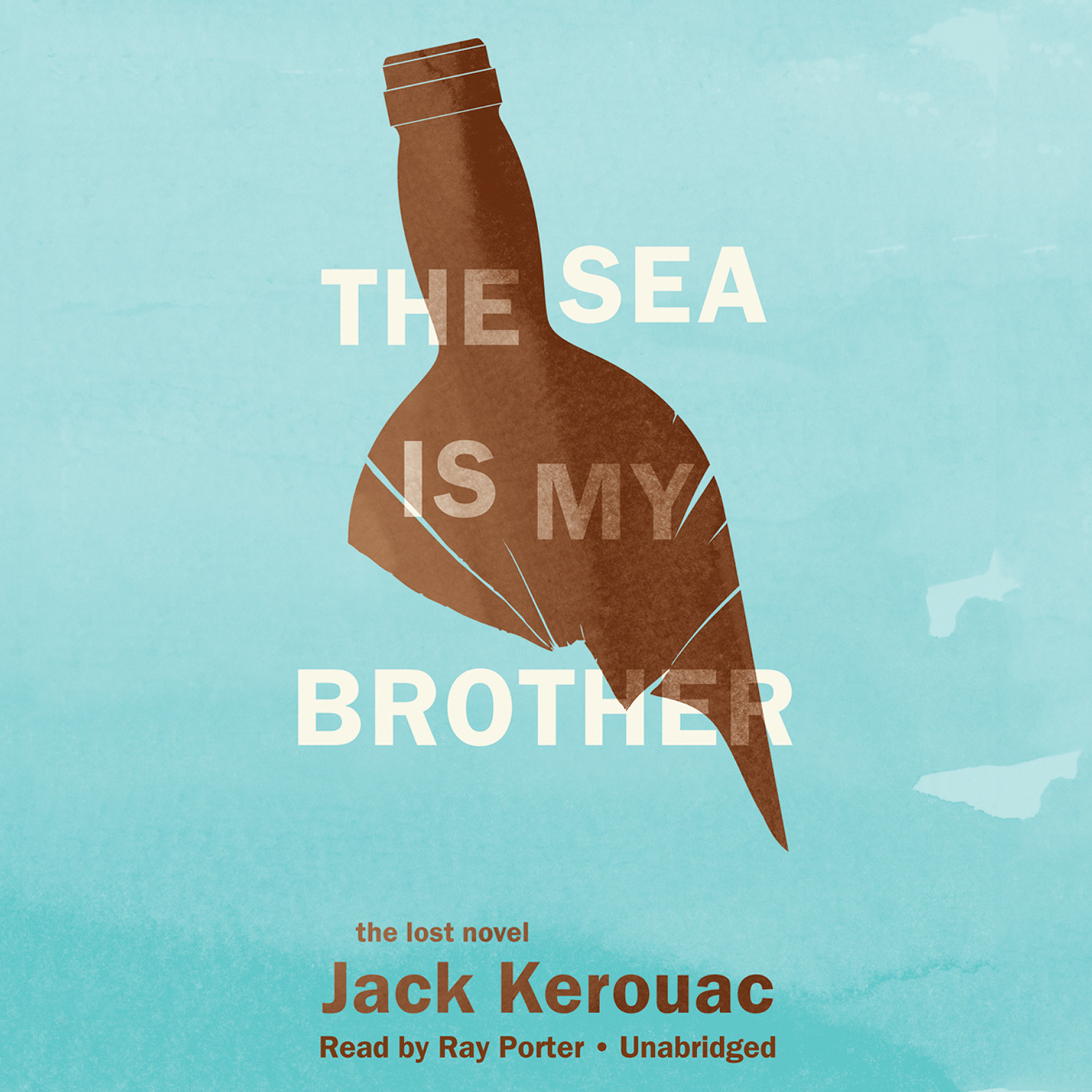Printable The Sea Is My Brother Audiobook Cover Art
