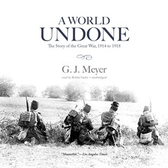 A World Undone: The Story of the Great War, 1914 to 1918 Audiobook, by G. J. Meyer