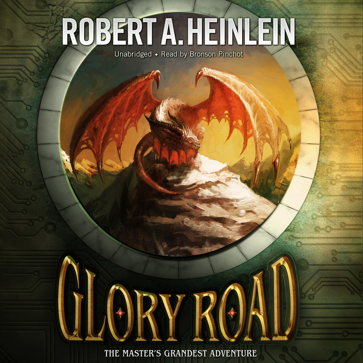 Printable Glory Road Audiobook Cover Art