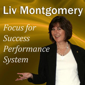 Focus for Success Performance System: Mind Music for Peak Performance Audiobook, by Liv Montgomery