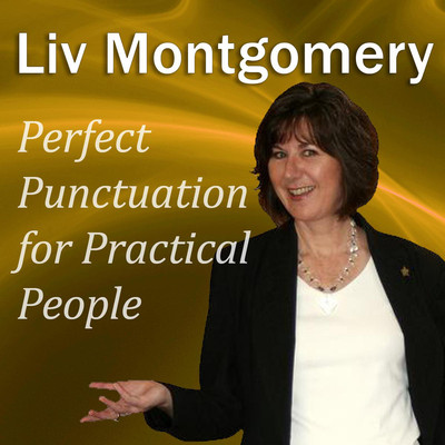 Perfect Punctuation for Practical People Audiobook, by Liv Montgomery