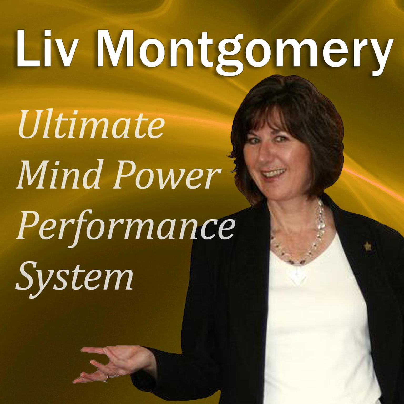 Printable Ultimate Mind Power Performance System: With Mind Music for Peak Performance Audiobook Cover Art