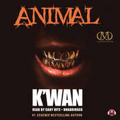 Animal Audiobook, by K'wan
