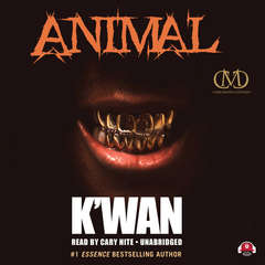 Animal Audiobook, by , K'wan