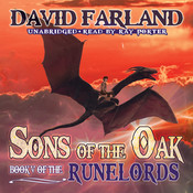 Sons of the Oak Audiobook, by David Farland