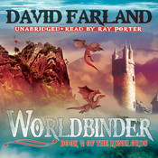 Worldbinder Audiobook, by David Farland