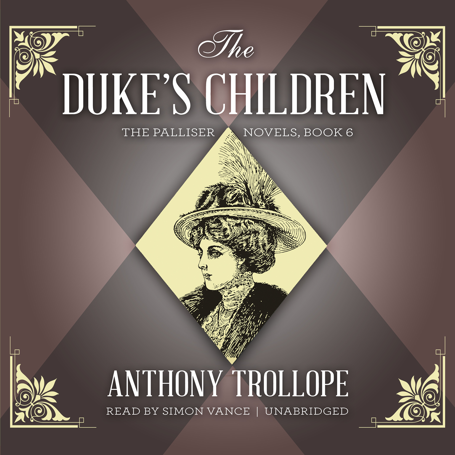 Printable The Duke's Children Audiobook Cover Art