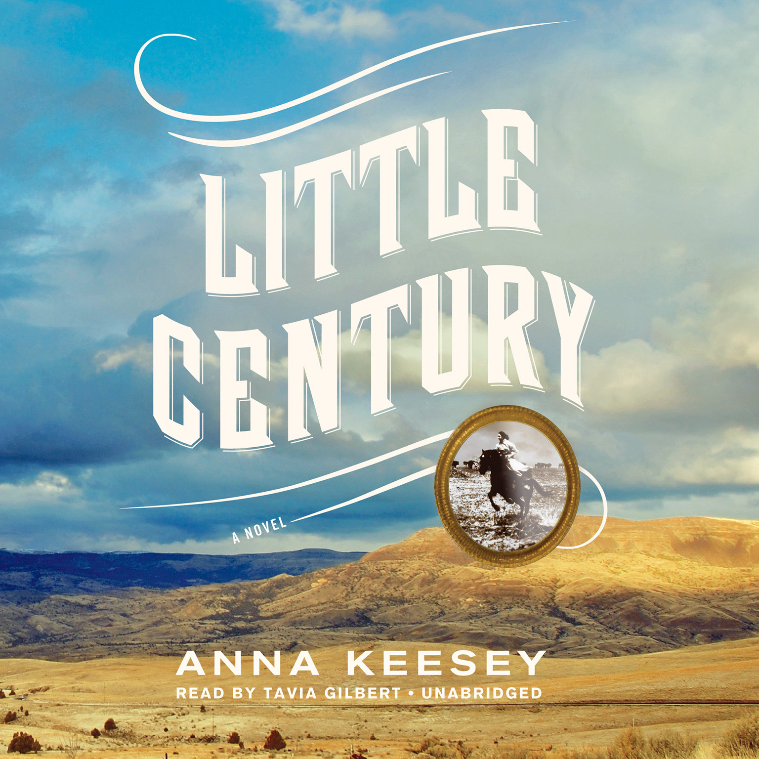 Printable Little Century Audiobook Cover Art