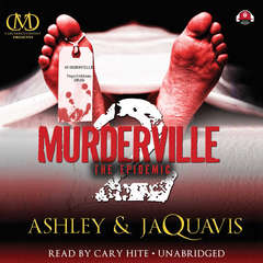Murderville 2: The Epidemic Audiobook, by Ashley & JaQuavis
