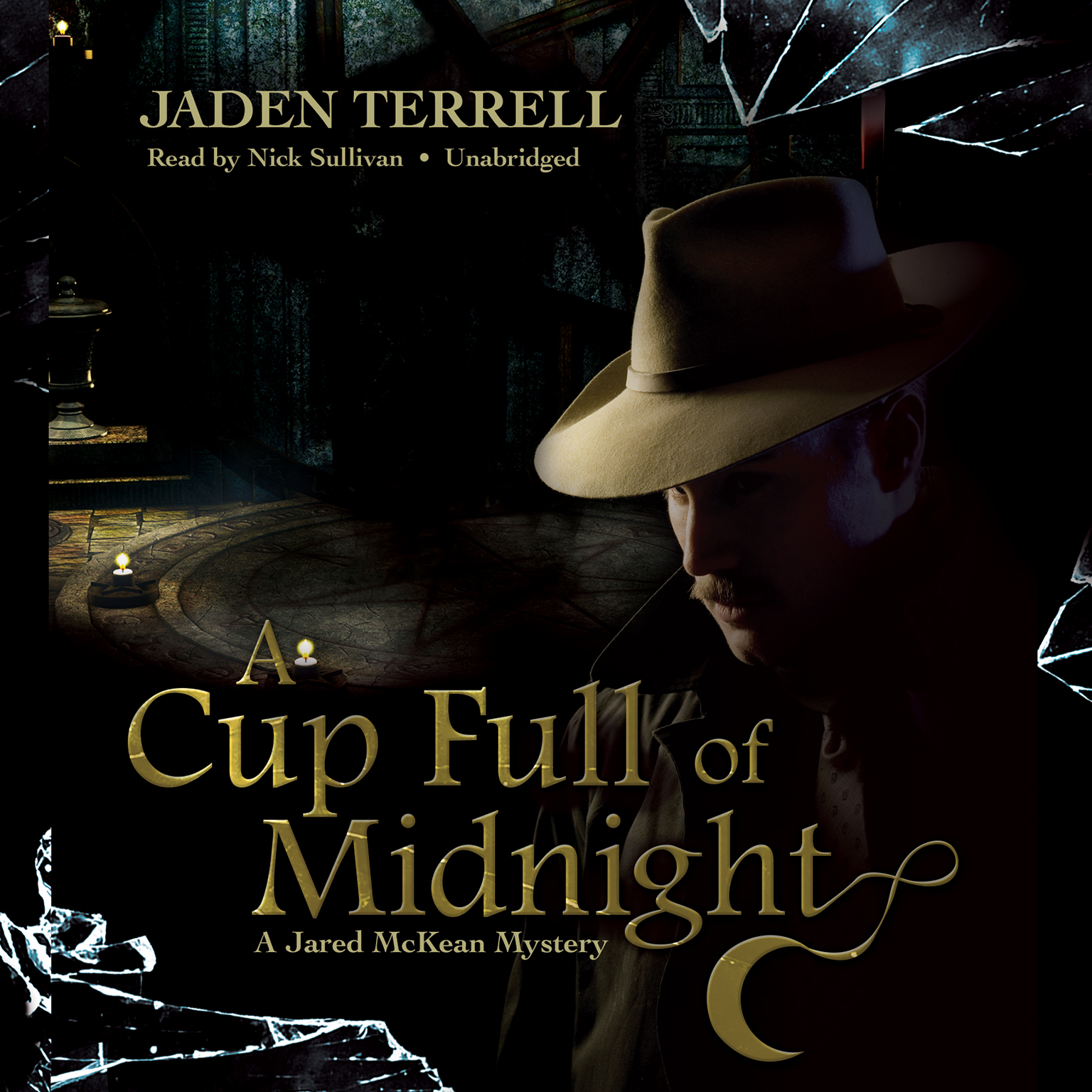 Printable A Cup Full of Midnight: A Jared McKean Mystery Audiobook Cover Art