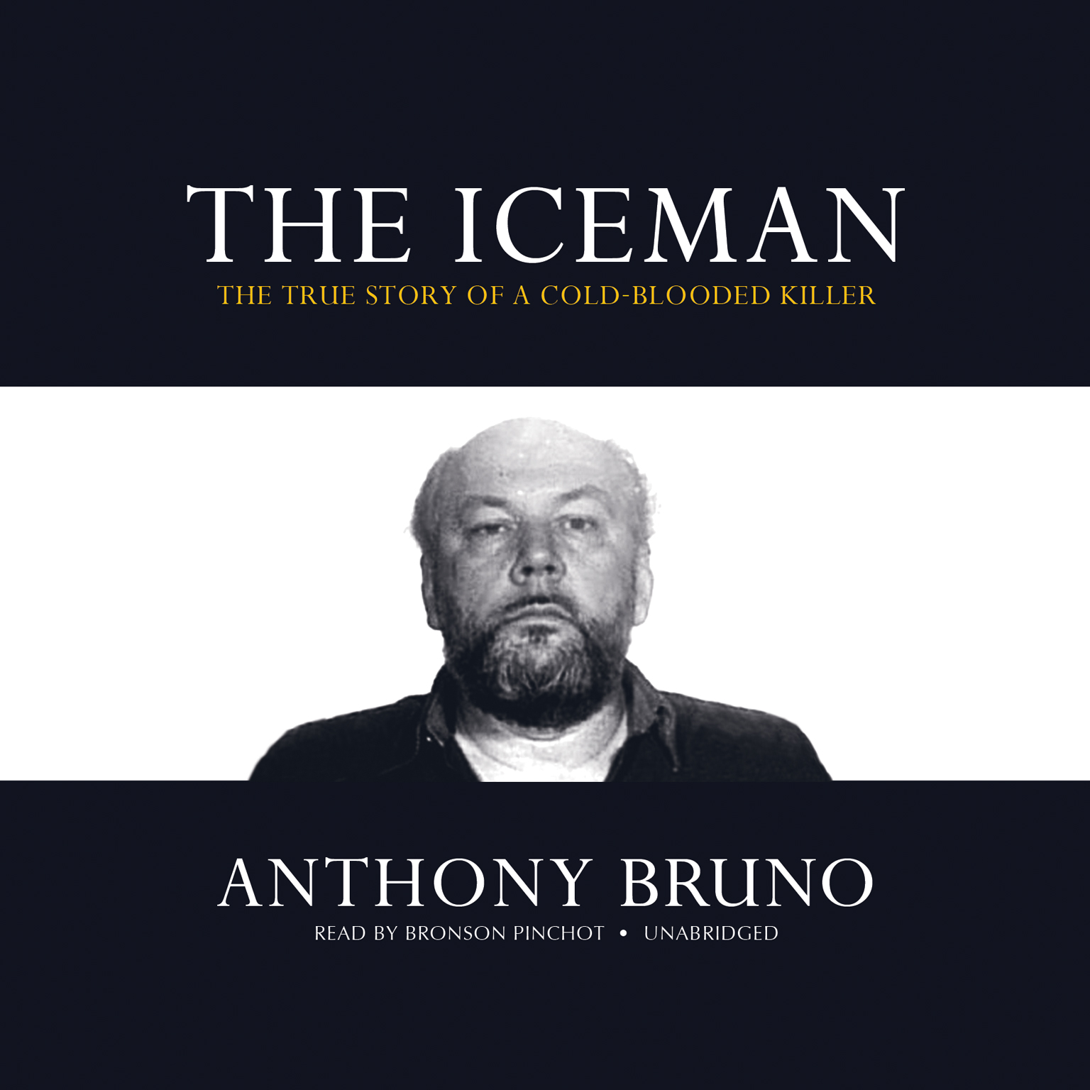 Printable The Iceman: The True Story of a Cold-Blooded Killer Audiobook Cover Art