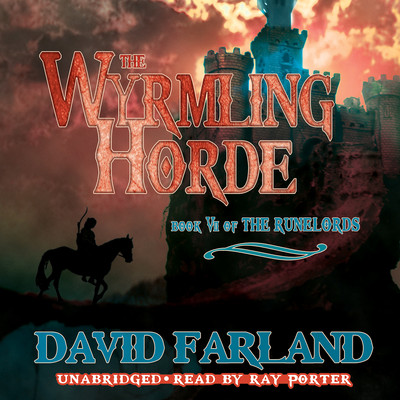 The Wyrmling Horde Audiobook, by David Farland