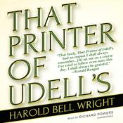 That Printer of Udell's Audiobook, by Harold Bell Wright