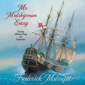 Mr. Midshipman Easy Audiobook, by Frederick Marryat