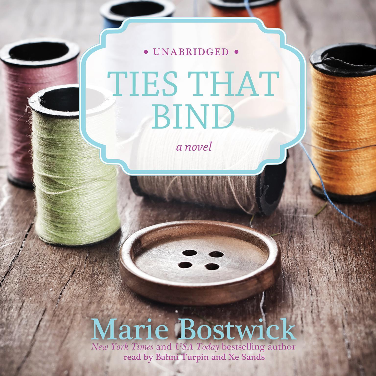 Printable Ties That Bind Audiobook Cover Art