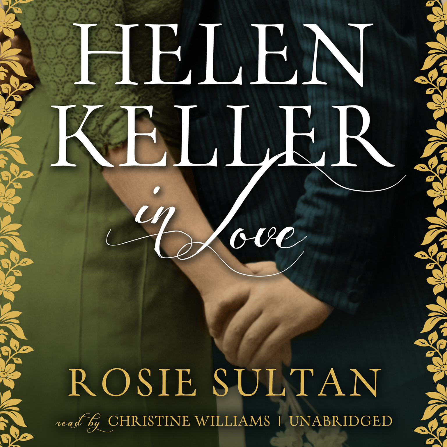 Printable Helen Keller in Love Audiobook Cover Art