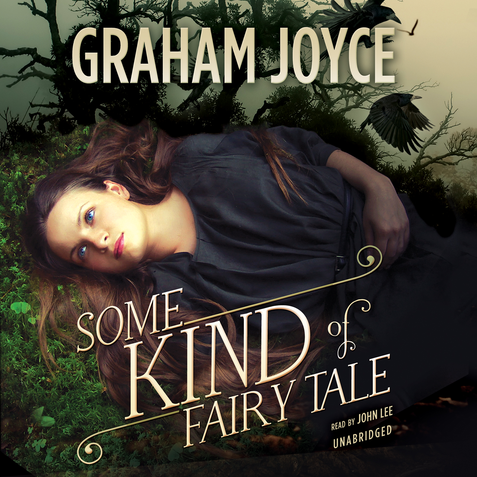 Printable Some Kind of Fairy Tale: A Novel Audiobook Cover Art