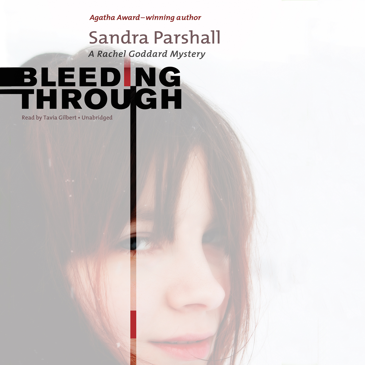 Printable Bleeding Through: A Rachel Goddard Mystery Audiobook Cover Art