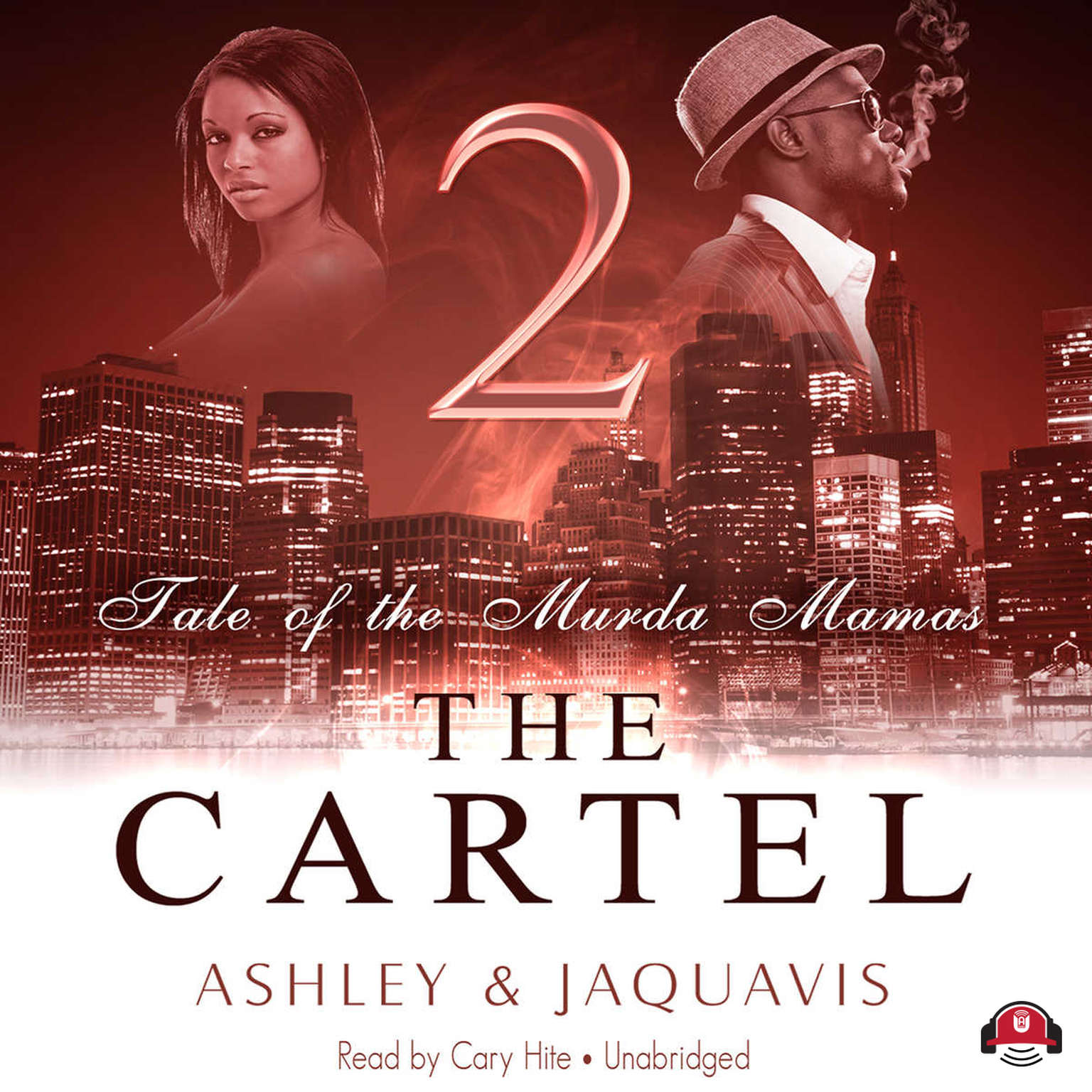 Printable The Cartel 2: Tale of the Murda Mamas Audiobook Cover Art