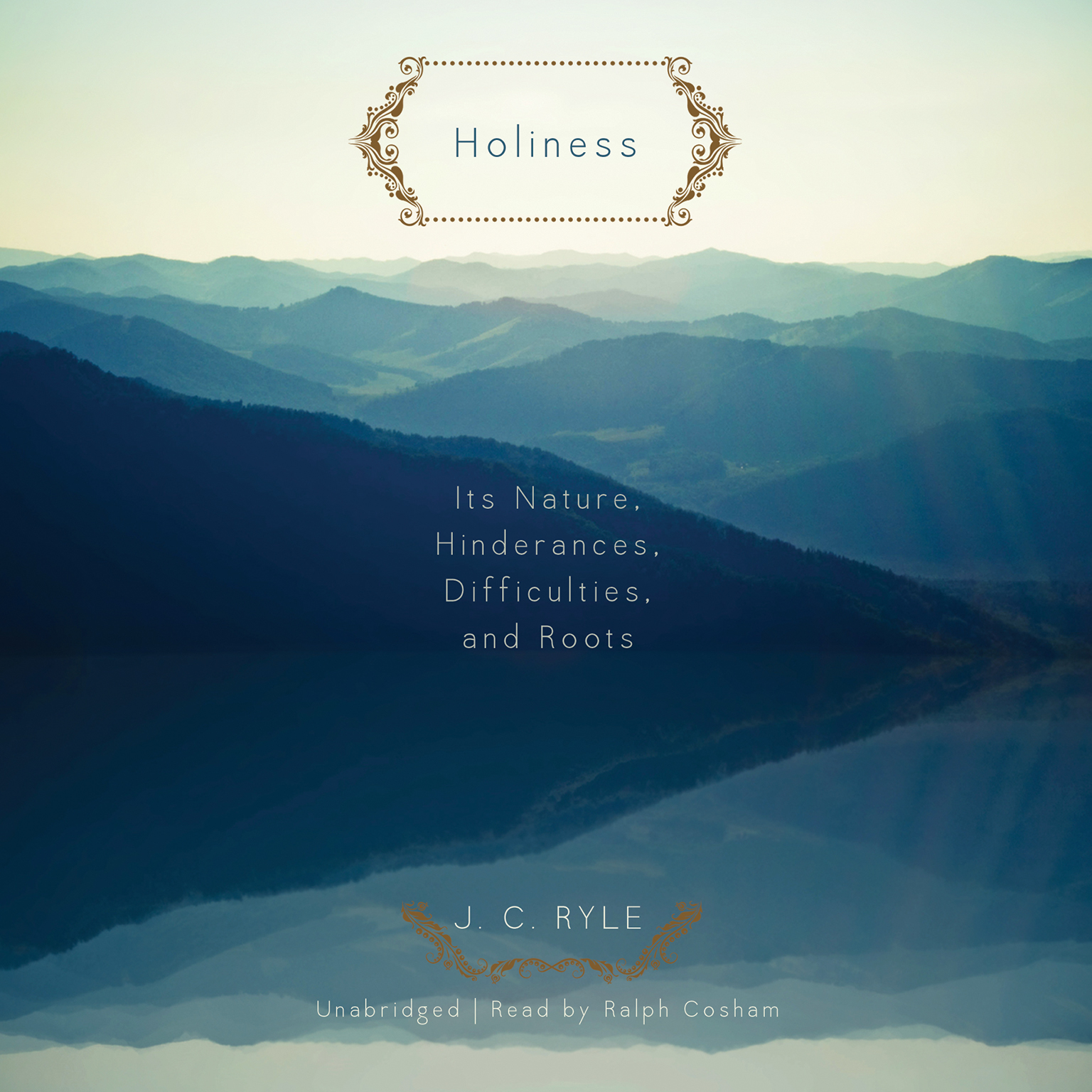 Printable Holiness Audiobook Cover Art
