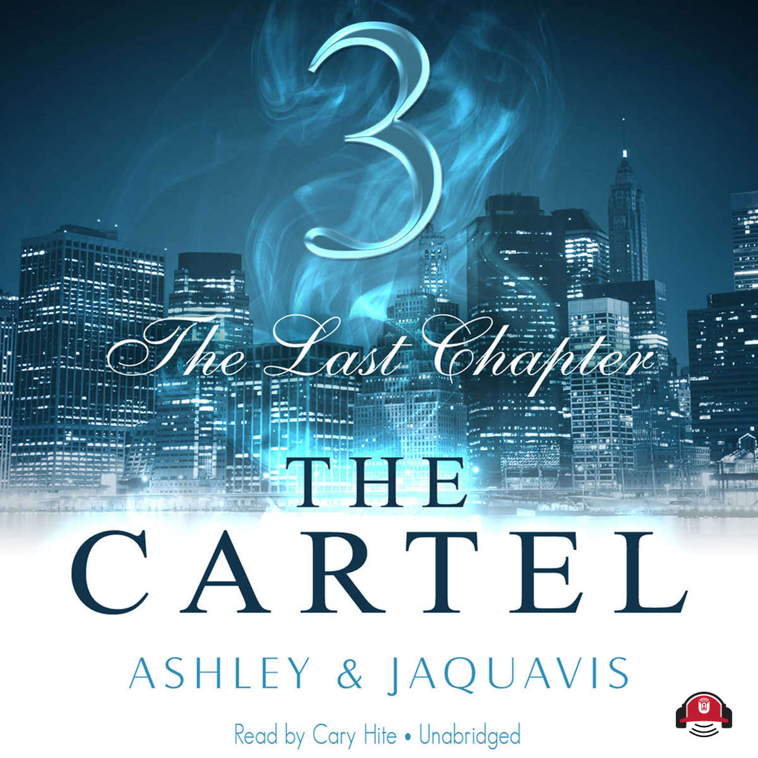 Printable The Cartel 3: The Last Chapter Audiobook Cover Art