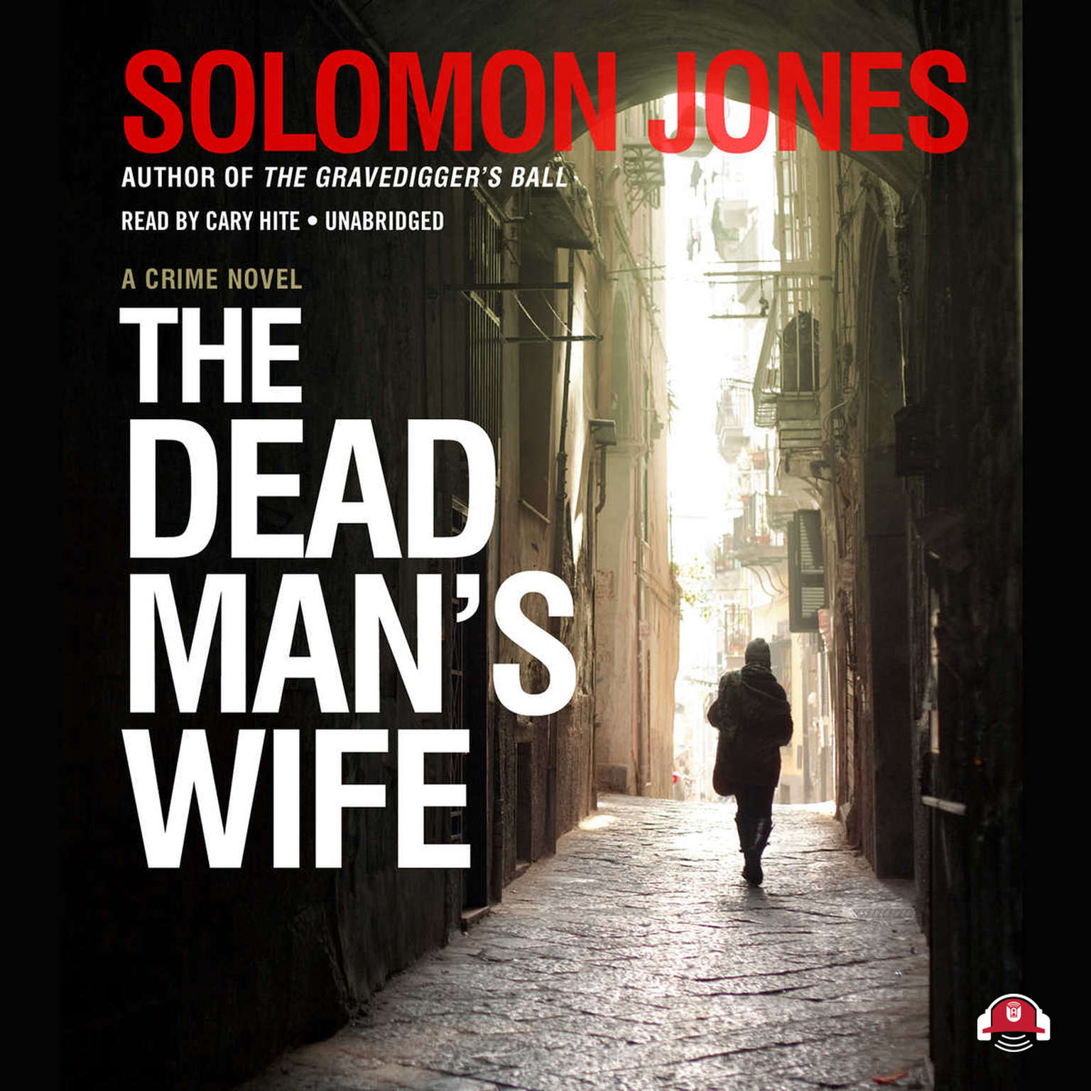 Printable The Dead Man's Wife Audiobook Cover Art