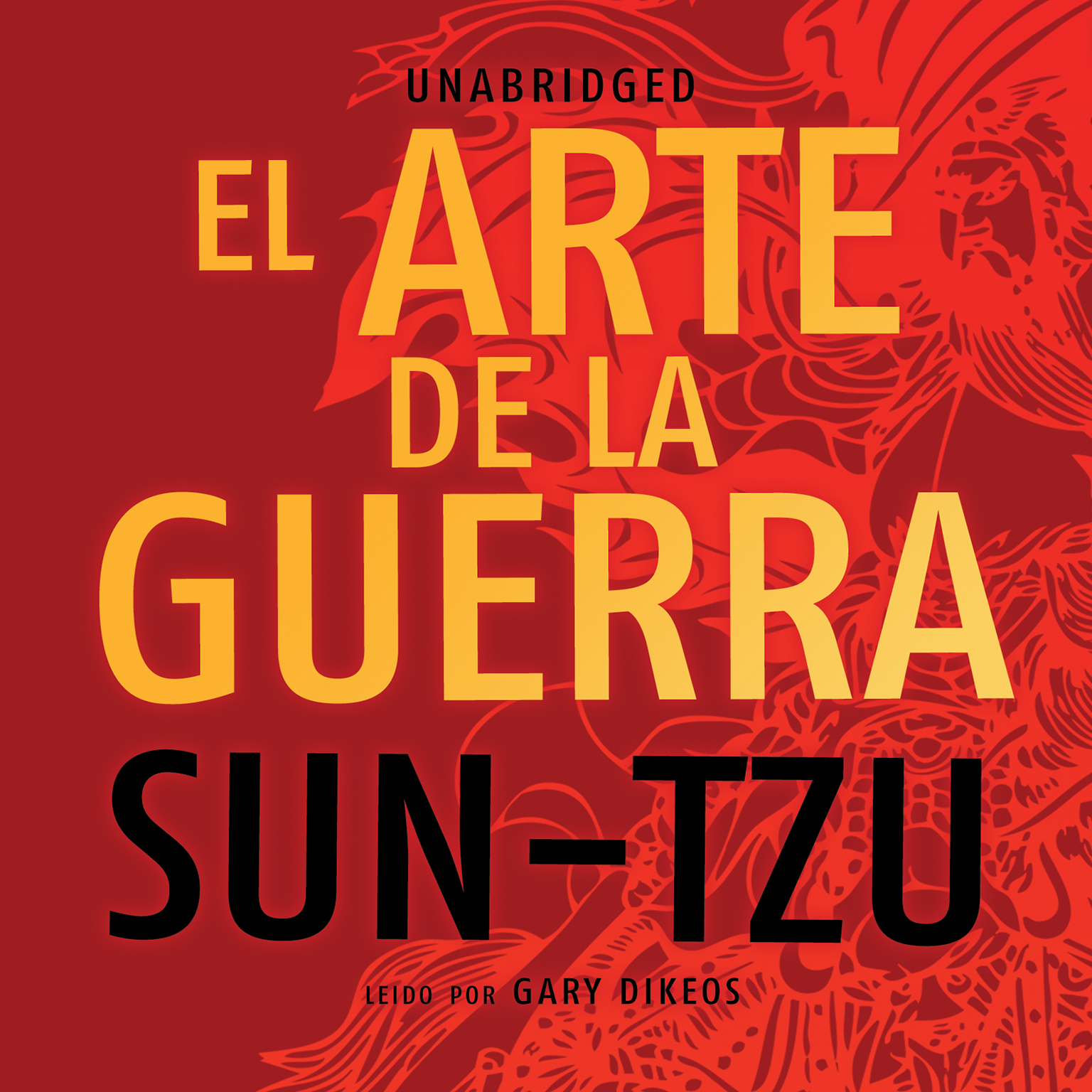 Printable El Arte de la Guerra Audiobook Cover Art