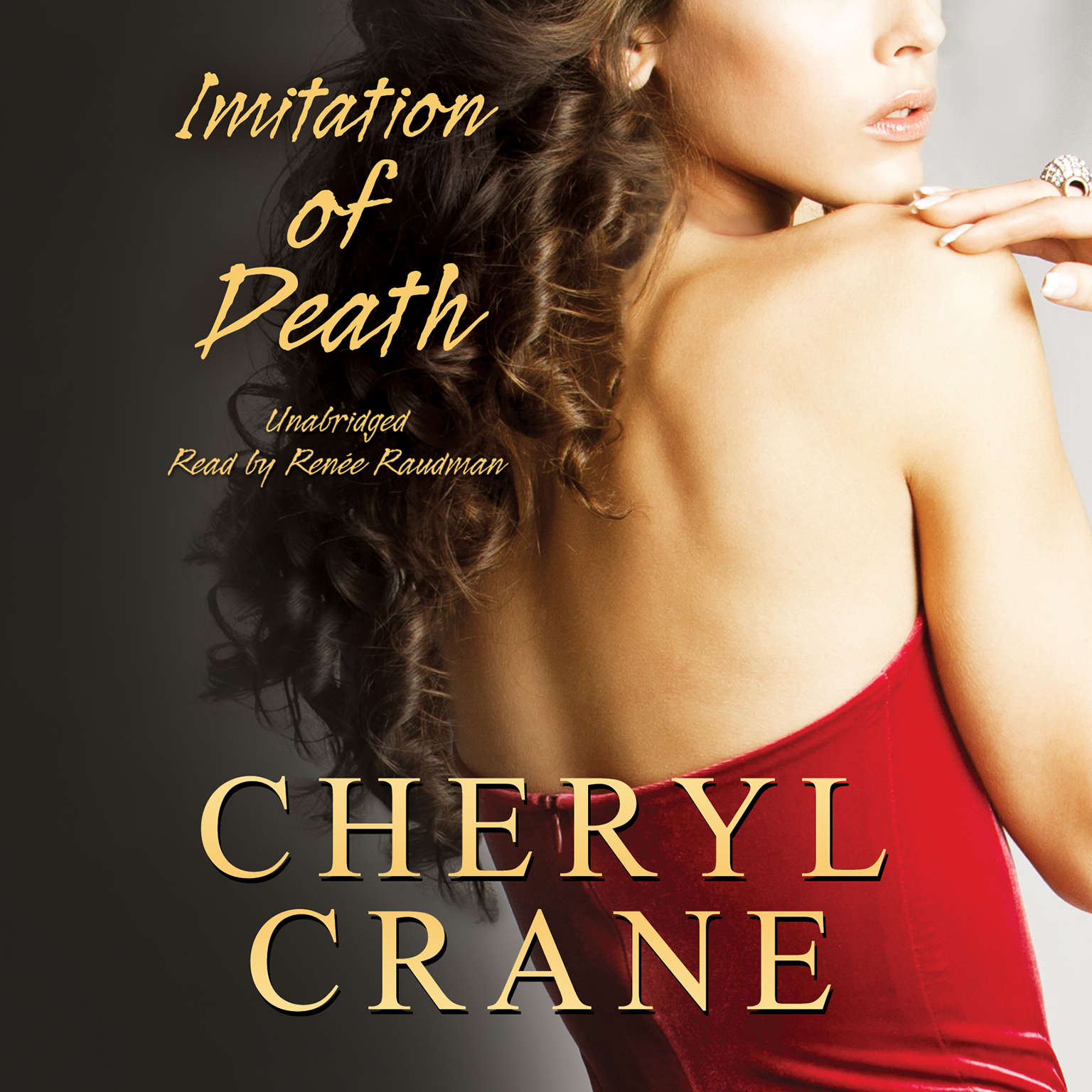 Printable Imitation of Death Audiobook Cover Art